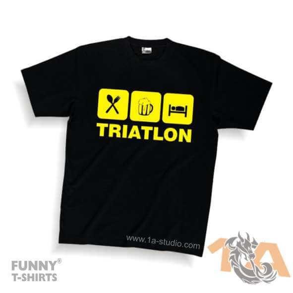 Majice za kraj škole: Triatlon