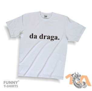 Majice za kraj škole: Da draga.