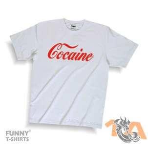 Majice za kraj škole: Cocaine