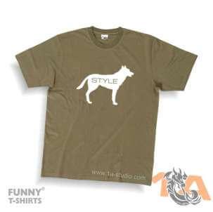 Majice za kraj škole: Doggy style!