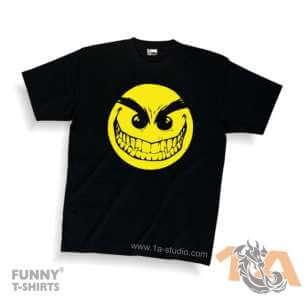 Majice za kraj škole: Evil smiley