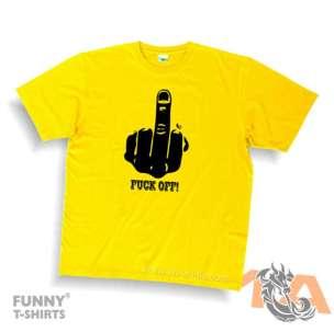 Majice za kraj škole: Finger fuck off