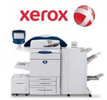 Xerox preslikači za tisak na majice.