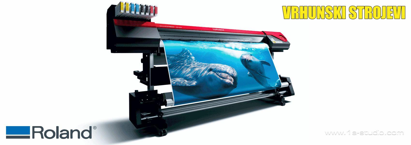 Printer za XXL digitalni tisak.